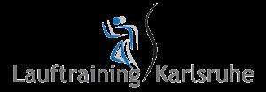 Lauftraining Karlsruhe Logo